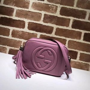Gucci Soho Disco handbags